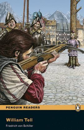 011 WILLIAM TELL -LEVEL 1 (WITH MP3 AUDIO CD)