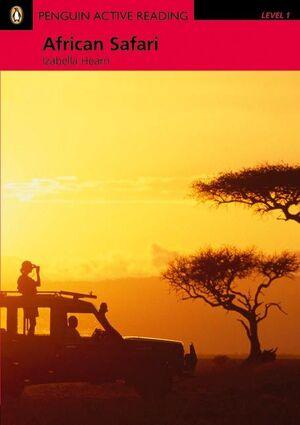 AFRICAN SAFARI  LEVEL 1 (+CD)