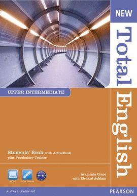 011 SB NEW TOTAL ENGLISH UPPER-INTERMEDIATE (+CD)