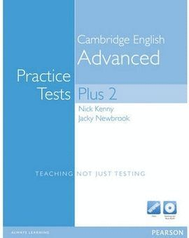 CAE PRACTICE TEST PLUS 2. WITHOUT KEY