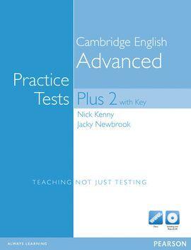 CAE PRACTICE TEST PLUS 2. WITH KEY