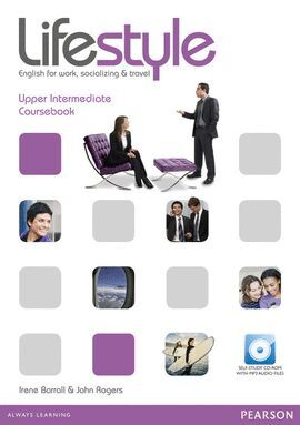012 LIFESTYLE UPPER INTERMEDIATE COURSEBOOK (+CD)