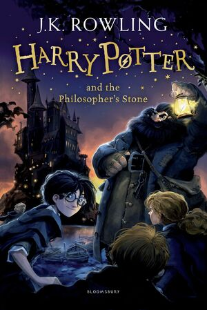 T1 HARRY POTTER AND THE PHILOSOPHER'S STONE
