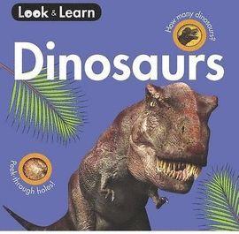 DINOSAURS -LOOK & LEARN