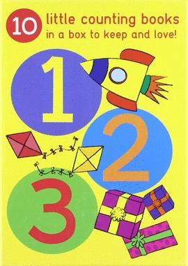 NUMBERS. LITTLE COUNTING BOOKS