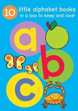 ALPHABET. LITTLE ALPHABET BOOKS