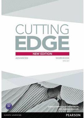 014 WB CUTTING EDGE ADVANCED (3RD ED.) WORKBOOK WITH KEY WITH AUDIO DOWN