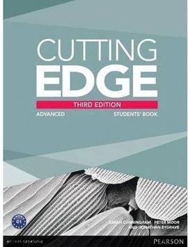 014 SB CUTTING EDGE ADVANCED (3RD ED) STUDENT'S BOOK WITH DVD-ROM