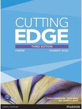 014 SB CUTTING EDGE STARTER (3RD ED.) STUDENT'S BOOK WITH DVD-ROM