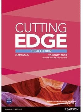 014 SB CUTTING EDGE ELEMENTARY (3RD EDITION) STUDENT'S BOOK WITH CLASS A