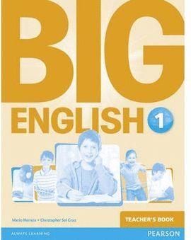 014 BIG ENGLISH 1 TEACHER`S BOOK