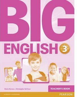 014 BIG ENGLISH 3 TEACHER`S BOOK