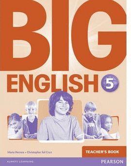 014 BIG ENGLISH 5 TEACHER`S BOOK