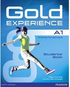 014 SB GOLD EXPERIENCE A1- STUDENT'S BOOK WITH MULTI-ROM