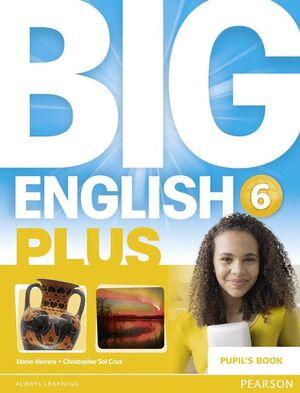 016 6EP SB BIG ENGLISH PLUS PUPILS BOOK