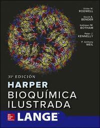 HARPER BIOQUIMICA ILUSTRADA ( LANGE )