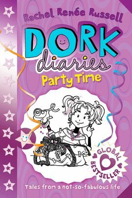 PARTY TIME. DORK DIARIES 2