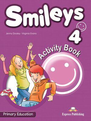 015 4EP WB SMILEYS ACTIVITY BOOK