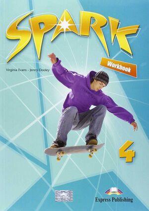 012 4ESO WB SPARK + GRAMMAR