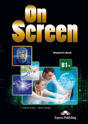 ON SCREEN B1+ S'S BOOK