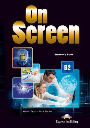 ON SCREEN B2 S'S BOOK