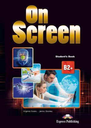 ON SCREEN B2+ S'S BOOK