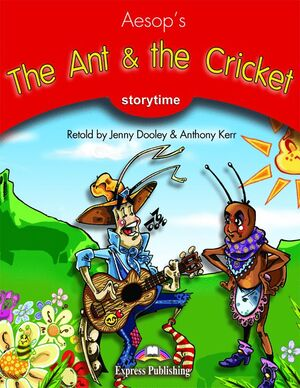 018 THE ANT AND THE CRICKET