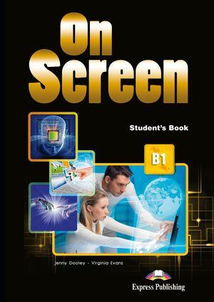 ON SCREEN B1 S'S BOOK
