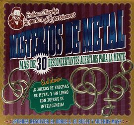 MURPHYS MISTERIOS DE METAL