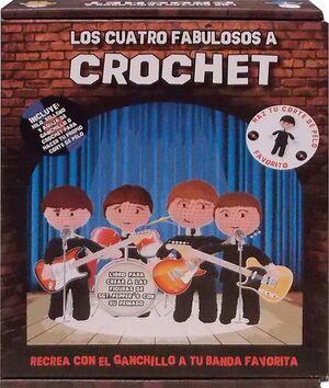 *** LOS CUATRO FABULOSOS A CROCHET