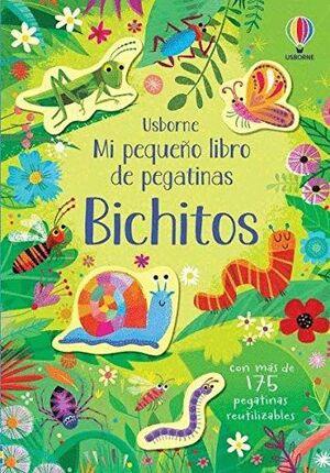 BICHITOS MI PEQUEÑO LIBRO DE PEGATINAS