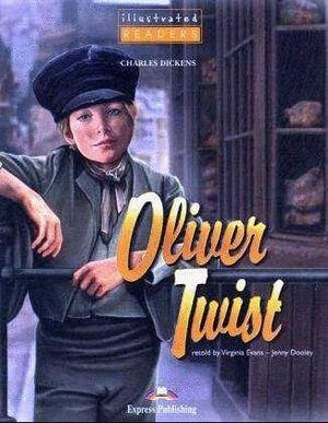OLIVER TWIST -LEVEL 1 (ILLUSTRATED READERS) (+CD)