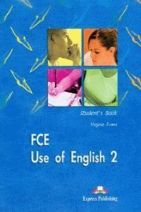 FCE USE OF ENGLISH, LEVEL 2: STUDENT'S BOOK