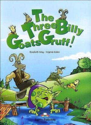 THREE BILLY GOATS GRUFF, THE (+CD Y DVD)