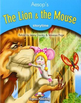 LION AND THE MOUSE, THE (+CD)