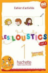 015 LES LOUSTICS A1.1 EJERCICIOS+CD