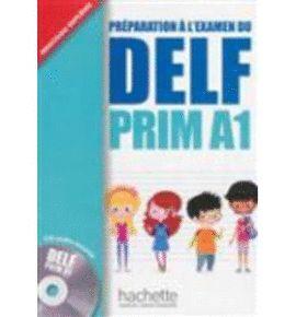 DELF PRIM A1 ALUMNO+CD