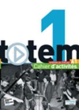 TOTEM 1 A1 VERSION ESPAGNE CAHIER DACTIVITES