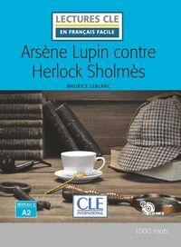 ARSÈNE LUPIN CONTRE HERLOCK SHOLMES - NIVEAU 2/A2 - LIVRE+CD
