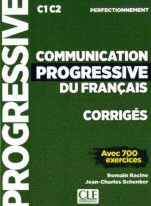 COMMUNICATION PROGRESIVE FRANÇAIS C1 C2