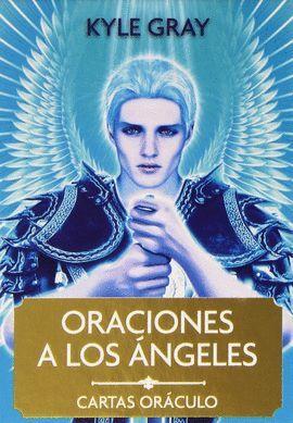 ORACIONES A LOS ANGELES.  CARTAS ORACULO