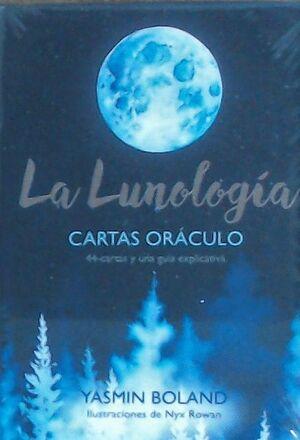 LA LUNOLOGIA. CARTAS ORACULO 44 CARTAS Y UNA GUIA EXPLICATIVA