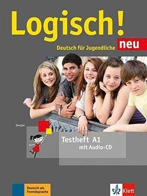 017 LOGISCH NEU TESTHEFT A1 + AUDIO CD