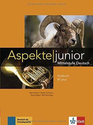 017 ASPEKTE JUNIOR B1 ALUMNO DVD+CD