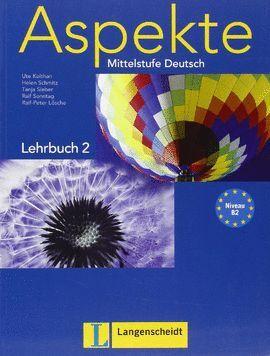 ASPEKTE 2 ALUMNO (LEHRBUCH)