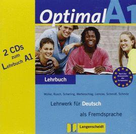 CD OPTIMAL A1 LEHRBUCH (2 CDS )