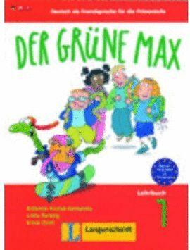 014 DER GRUNE MAX 1 LEHRBUCH (ALUMNO)