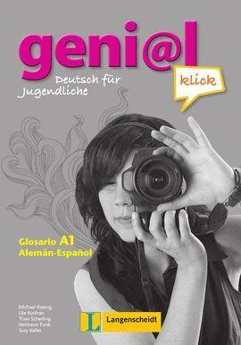 GENIAL KLICK 1 GLOSARIO A1 ALEMAN-ESPAÑOL