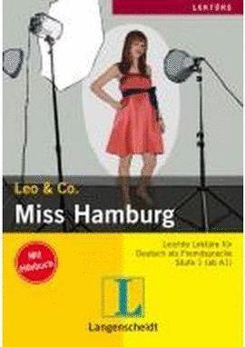 MISS HAMBURG+CD LEKTURE STUFE 1 (AB A1)