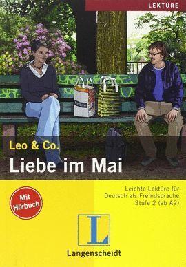 LIEBE IM MAI+CD LEKTÜRE FÜR STUFE 2 (AB A2)